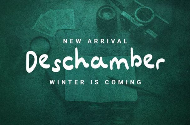 Deschamber Font