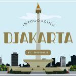 Djakarta Font