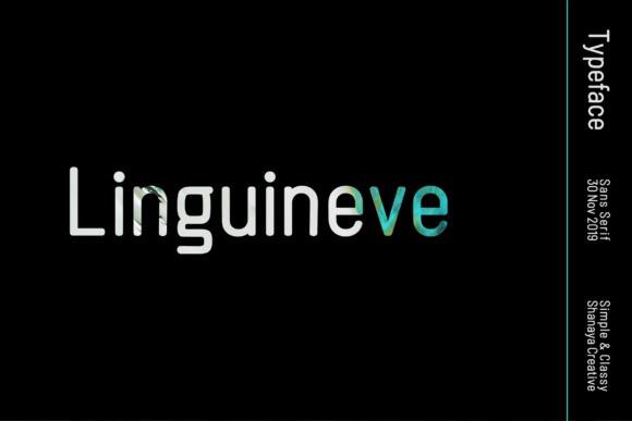 Linguineve Font
