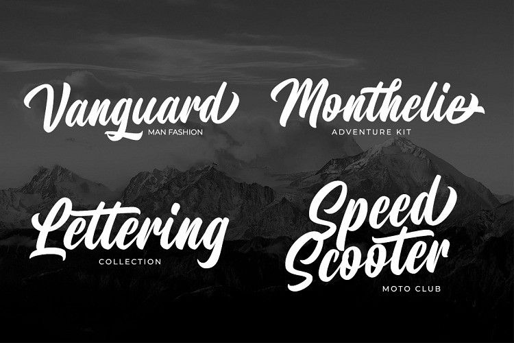 monteners-script-font-2
