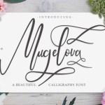 Mugelova Font