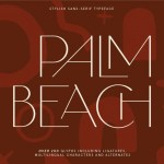 Palm Beach Font