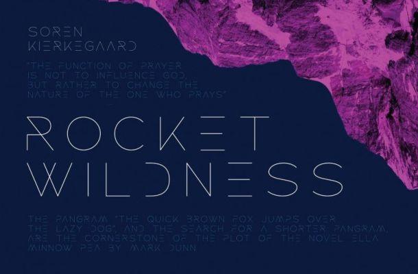 Rocket Wildness Font