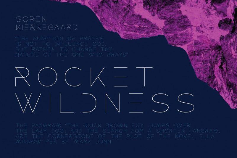 rocket-wildness-font