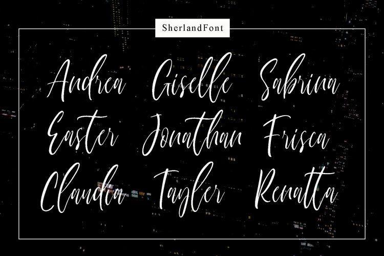 sherland-script-font-3