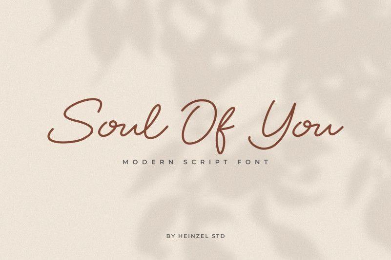 soul-of-you-font