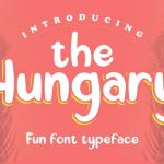 The Hungary Font
