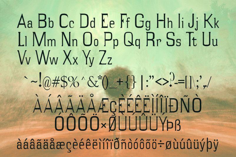 Eternity Font-3