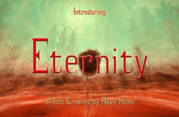 Eternity Font
