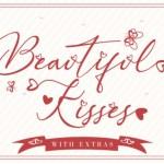 Beautiful Kisses Script Font
