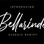 Bellarinde Font