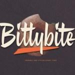 Bittybite Font