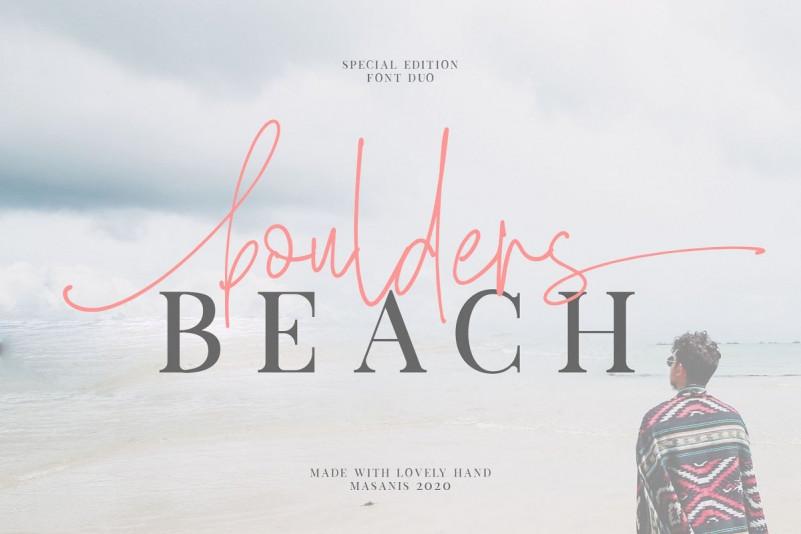 boulders-beach-script-font