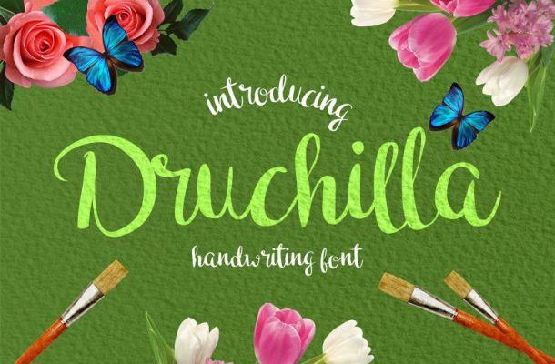 Drichilla Font