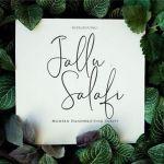 Jallu Salafi Font