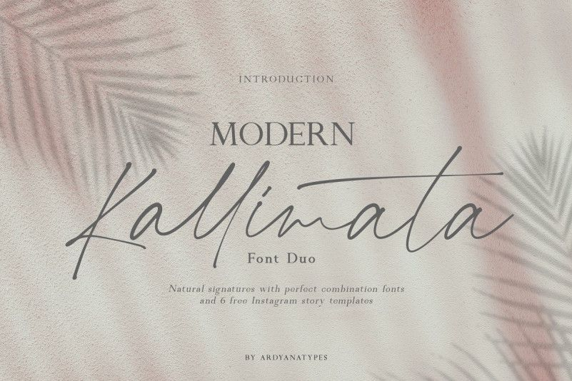 modern-kallimata-font-duo