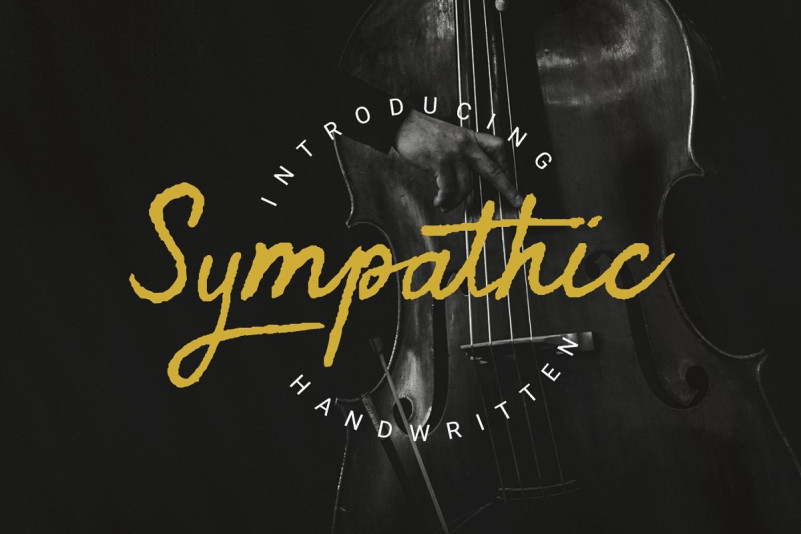sympathic-font