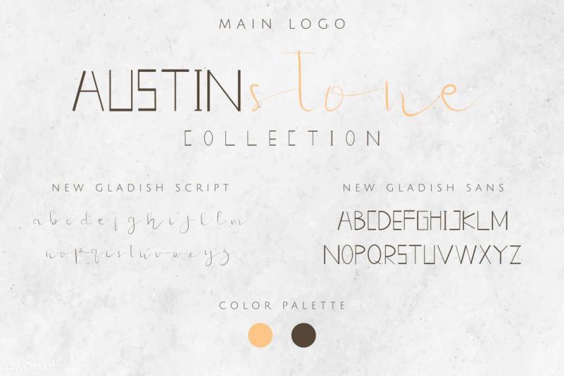 New Gladish Font Duo-2