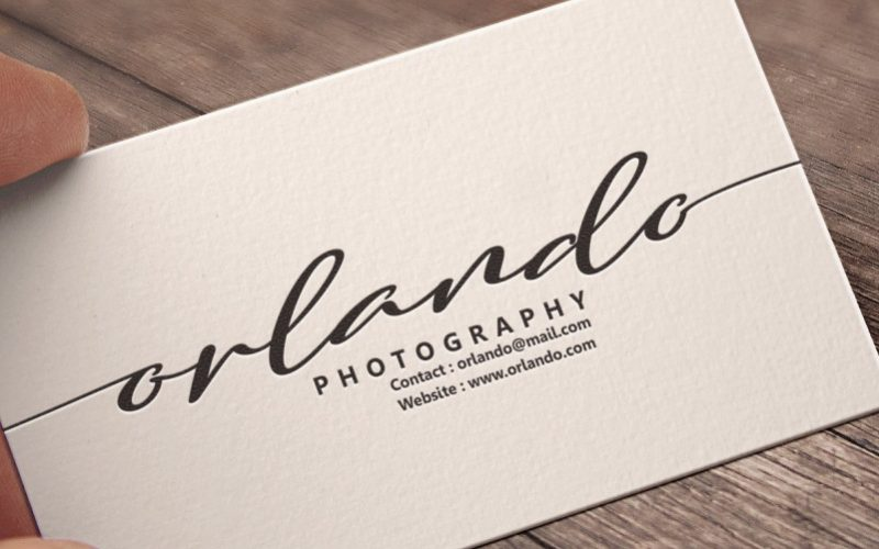 Orlando Smith Handwritten Font