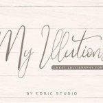 My Illutions Font