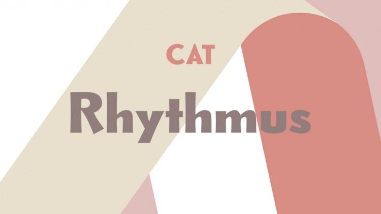 Rhythmus Font