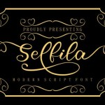 Selfila Font