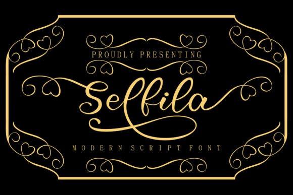 selfila-font