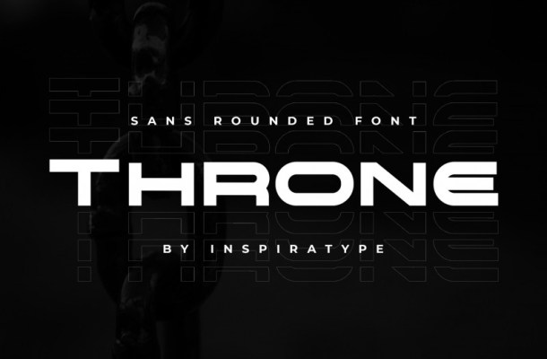 Throne Sans Rounded Font