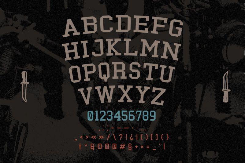 black-milk-rough-font-2