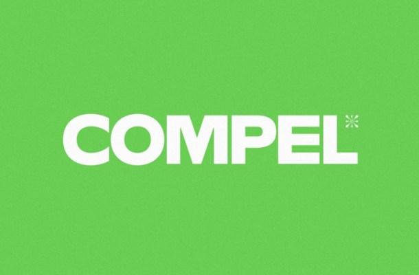 Compel Geometric Font