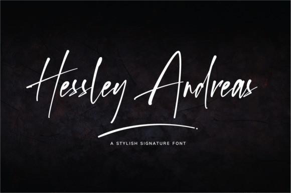 hessley-andreas-font