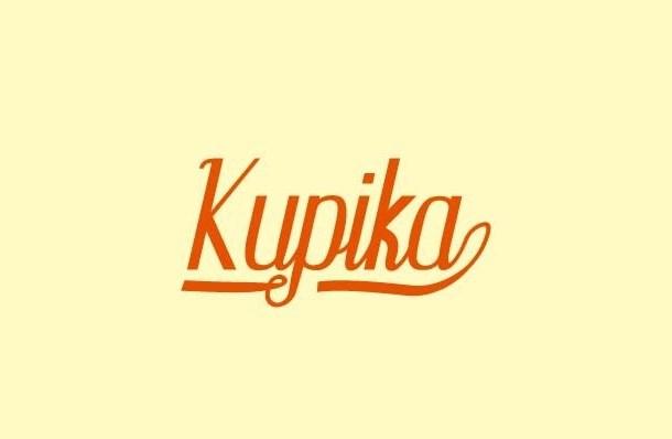 Kupika Classic Calligraphy Font