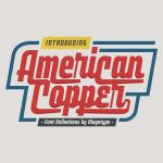 American Copper Font Family