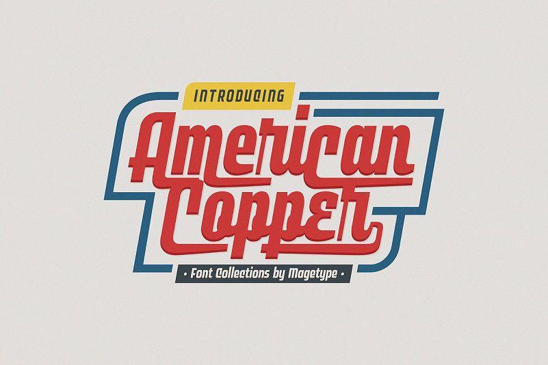American Copper Family-1