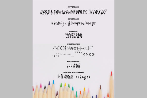 Mayasi Script Font-3