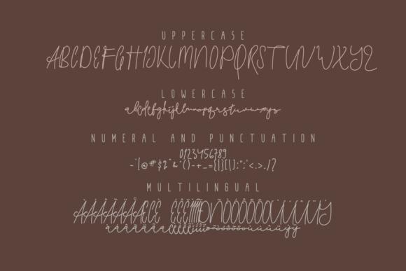Sinawane Handwritten Font-3