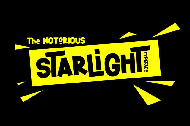 Starlight Font-1