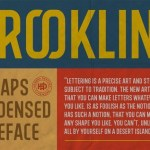 Brookline Display Font