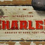 Charles Display Font
