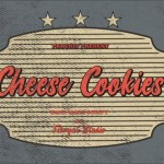 Cheese Cookies Script Font