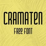 Cramaten Free Display Font