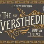 Eversthedin Display Font