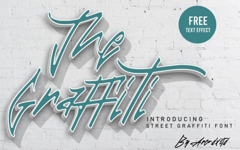 the-graffiti-font-1