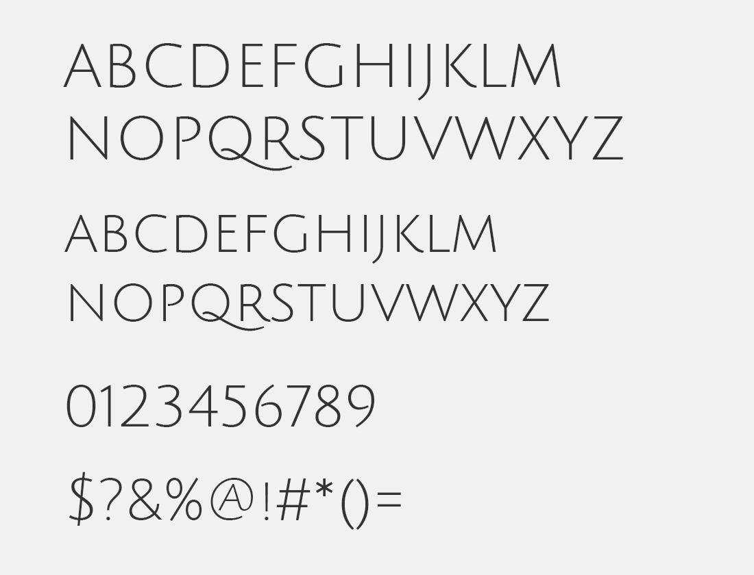 141 Julius Sans One font