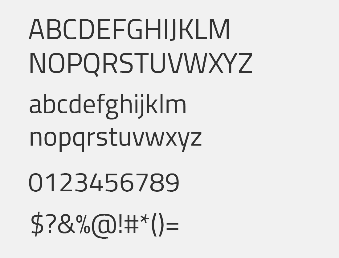61 Cairo font