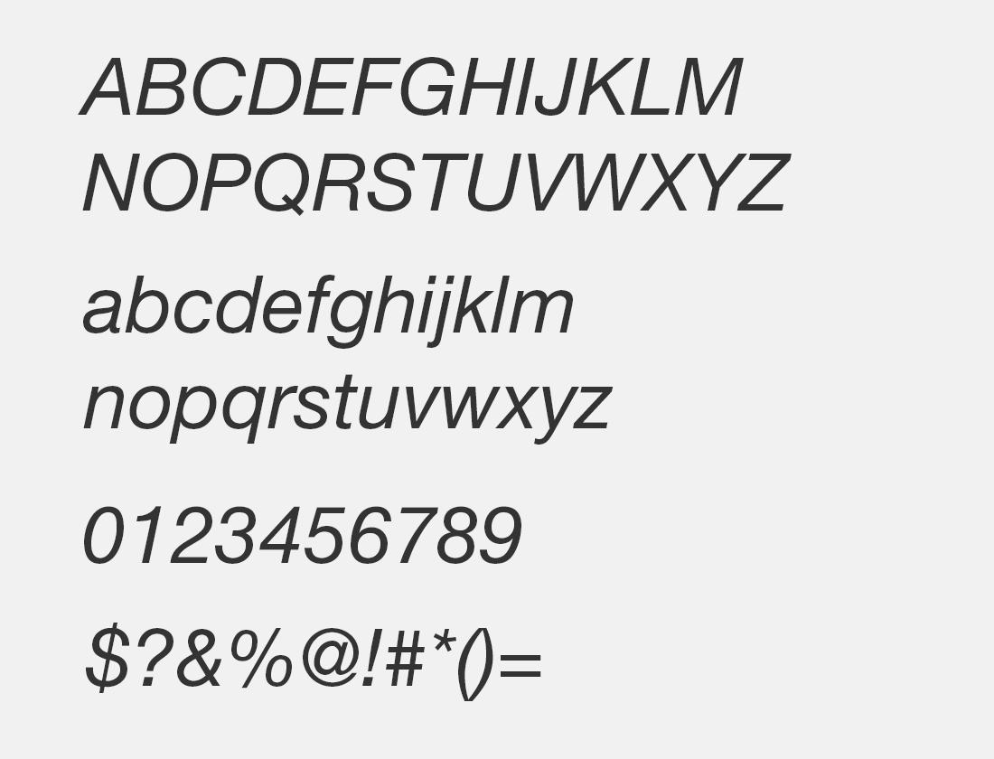 8-Helvetica-Neue-Interface-Italic-font