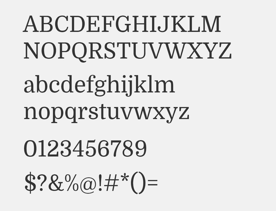 88 Domine font