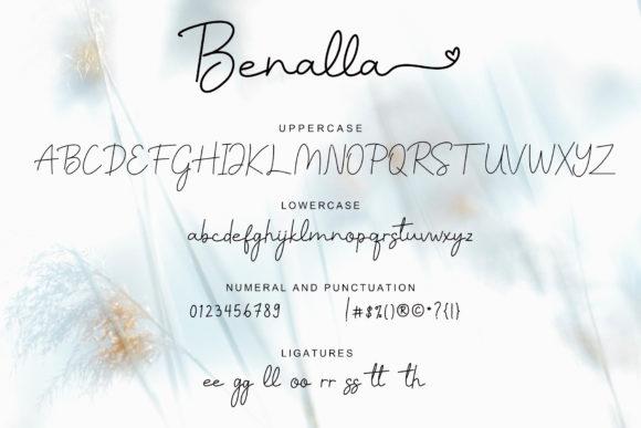 Benalla Font-3