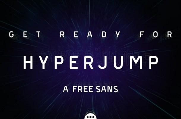 Hyperjump Sans Serif Font Family-1