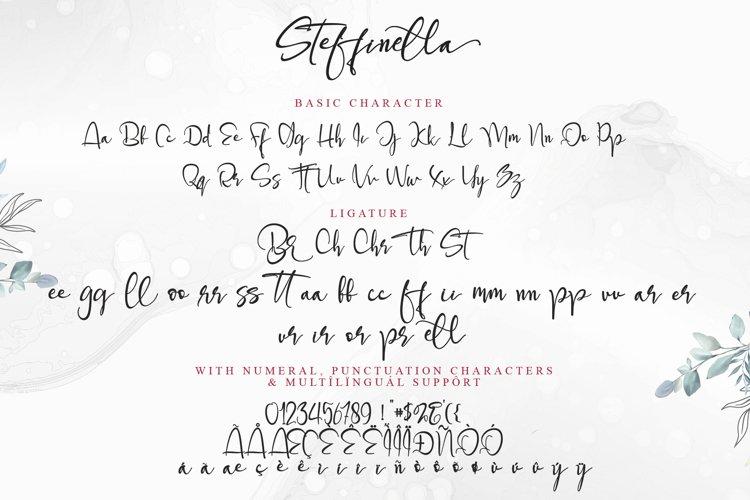Steffinella Font-4